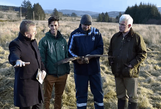 Creed Welcomes Commencement of 2018 Farmer Payments Under the Hen Harrier Programme and the Burren Programme