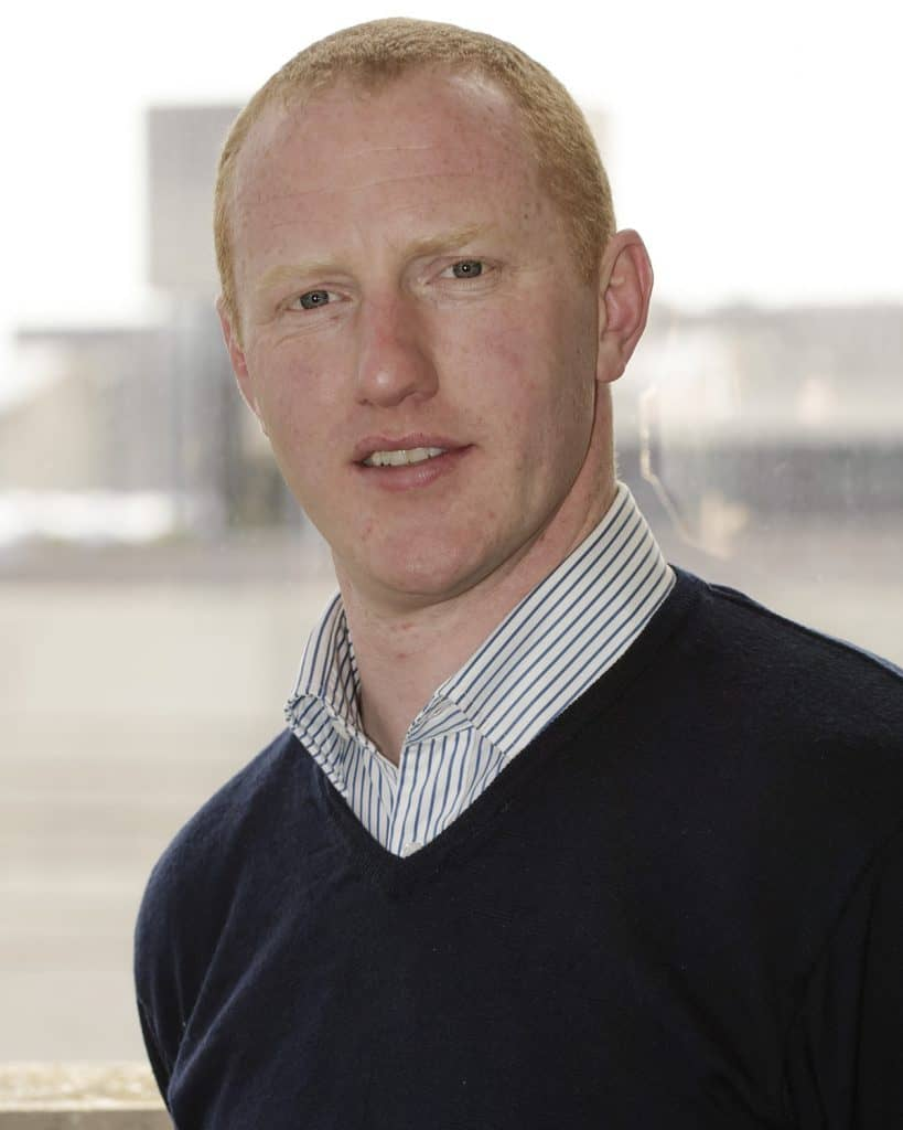Barry McMahon, UCD School of Agriculture & Food Science