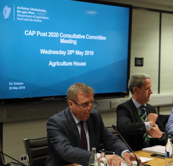 Cap first consultative meeting