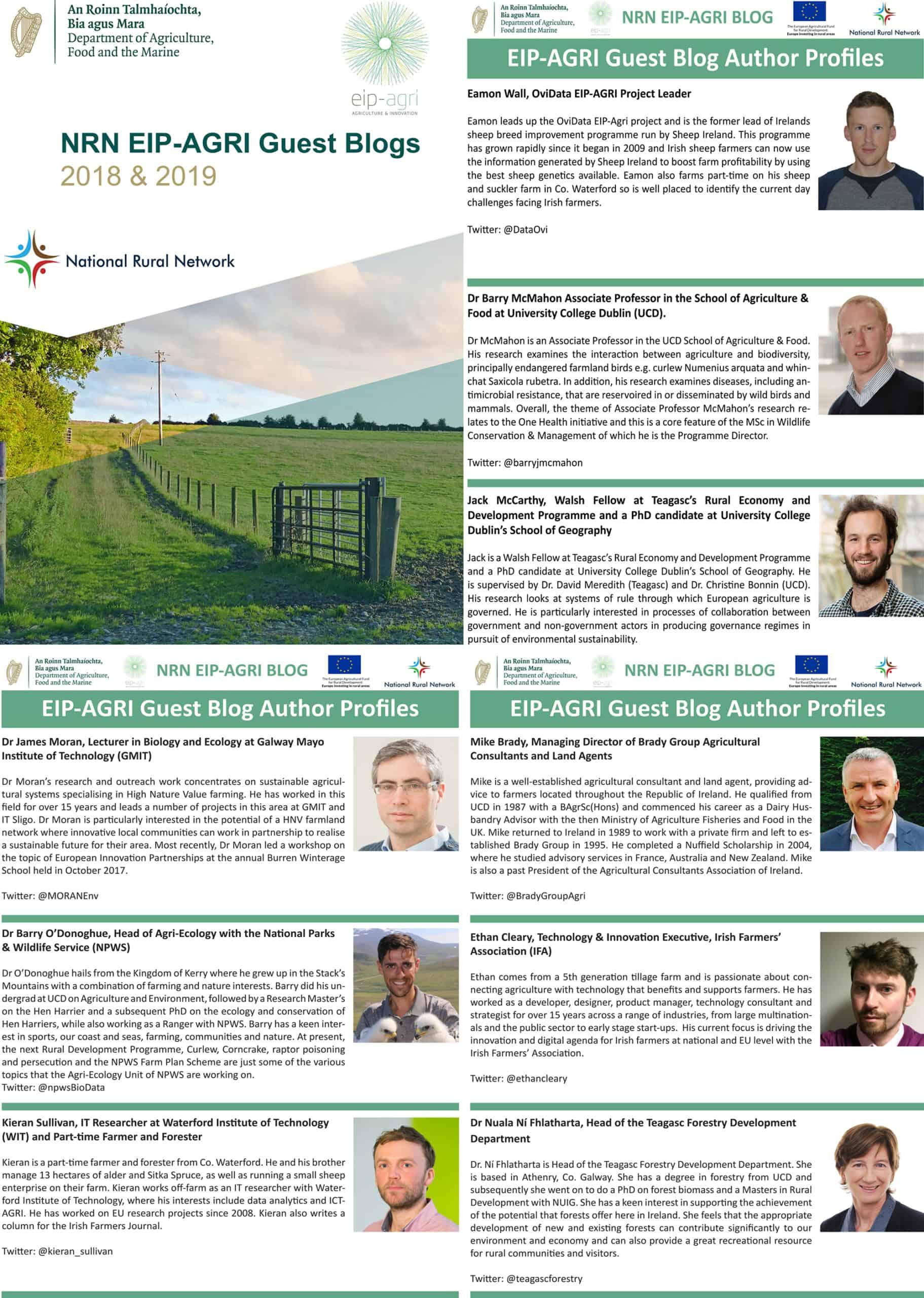Guest Blog Booklet Published 2