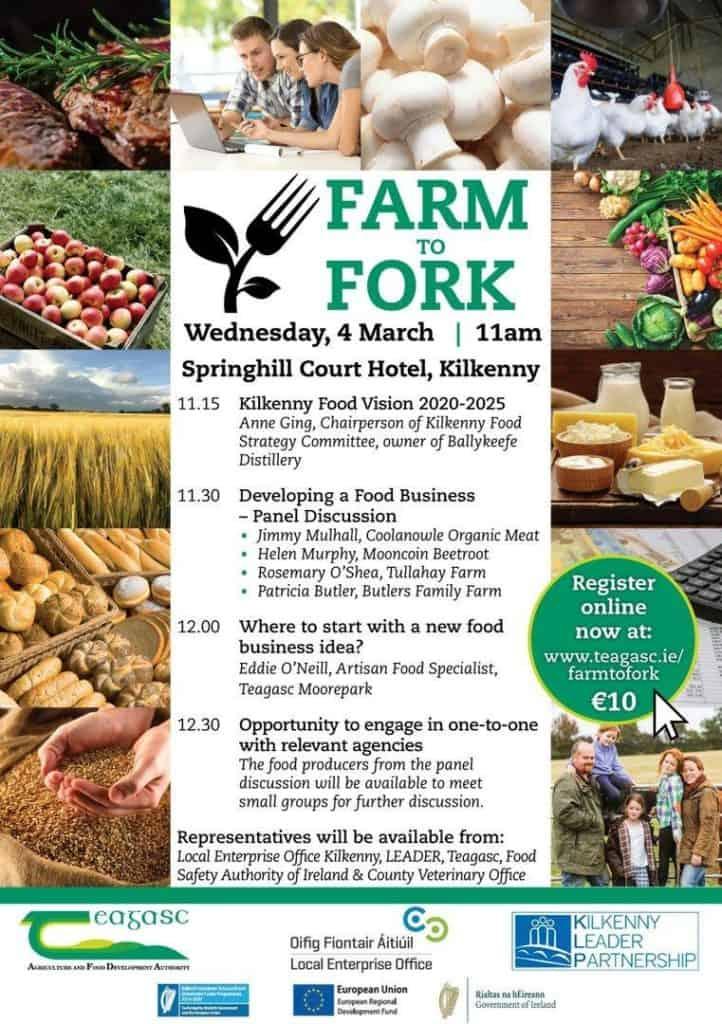 Farm to Fork Seminar