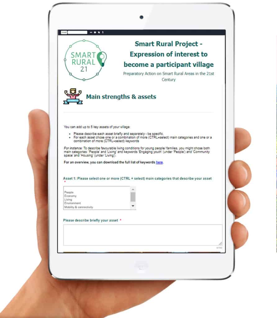 Smart Rural Project - Promotion Image 2