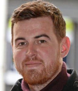 Dr Shane Conway Headshot 2020