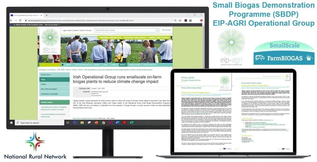 Small Biogas Demonstration Programme (SBDP)