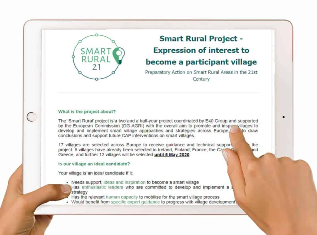 Smart Rural Project