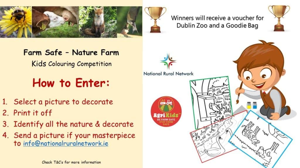 Farm Safe – Nature Farm Competition