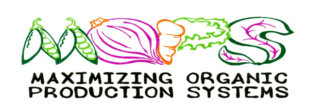 Maximising Organic Production Systems