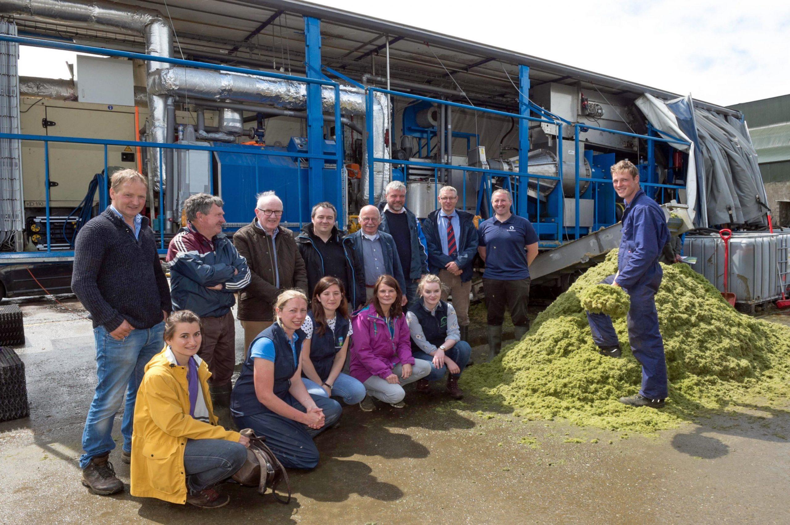 Bringing the Bioeconomy to Irish Farms 3