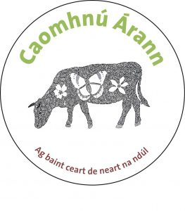 caomhnu aran logo