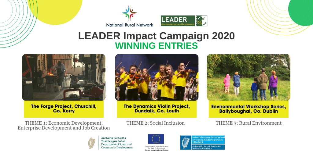 2020 LEADER Impact Campaign