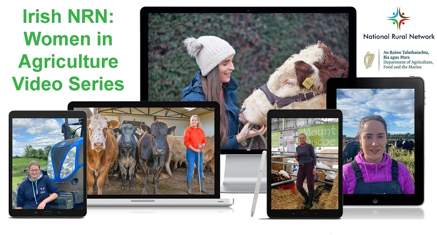 NRN Women in Agriculture Video Series