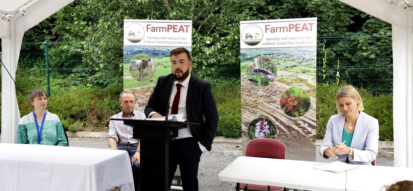 FarmPEAT Launch 1